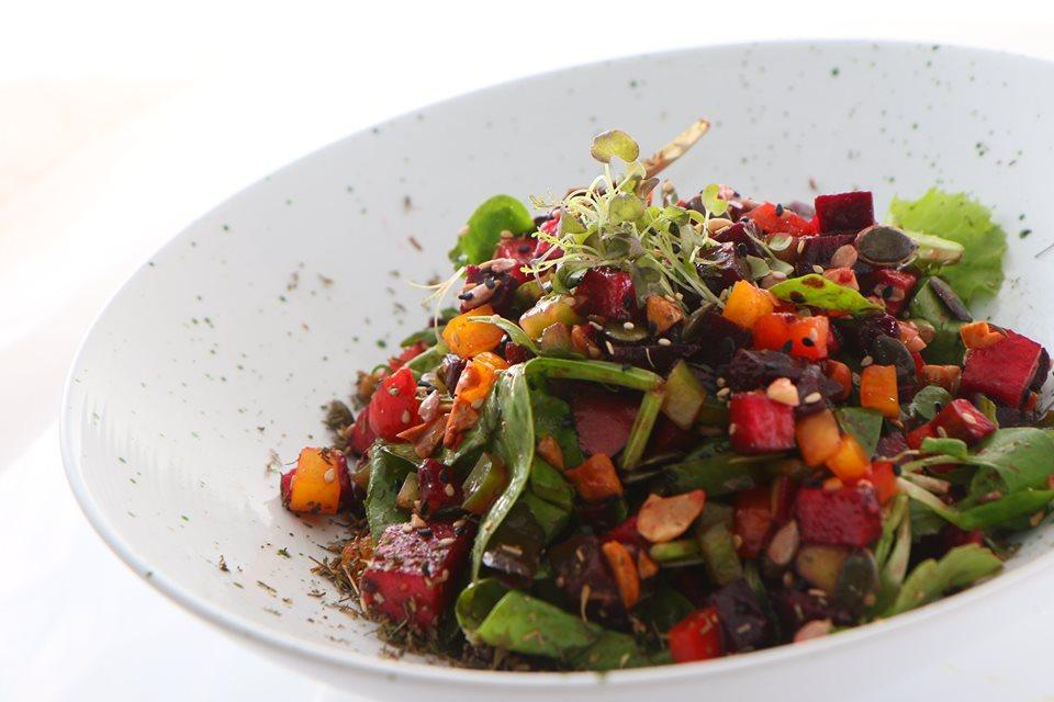 restaurante vegano malta